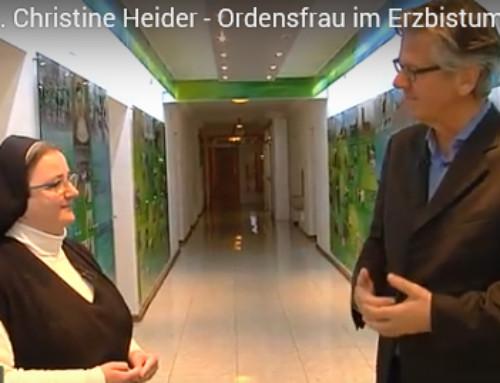 München-TV bei Sr. Christine Heider in München-Au