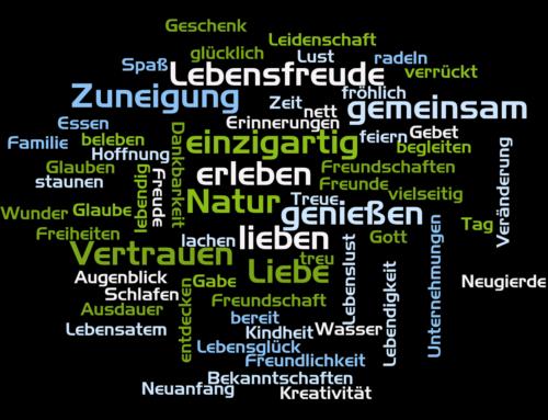 """Orientierungstage in Neunburg vorm Wald  """"Leben leben"""""""